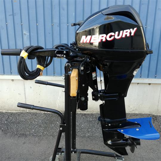 【中古品】 マーキュリー 4ストローク 20馬力 船外機 F20ELHPT MERCURY 【0000229】【お買上金額に関わらず別途送料8640円】