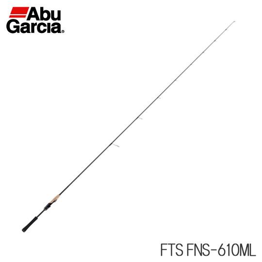 アブ ファンタジスタ エックスグレイブ FTS FNS-610ML スイッチバック Abu Fantasista X-GLAIVE SWITCH BACK
