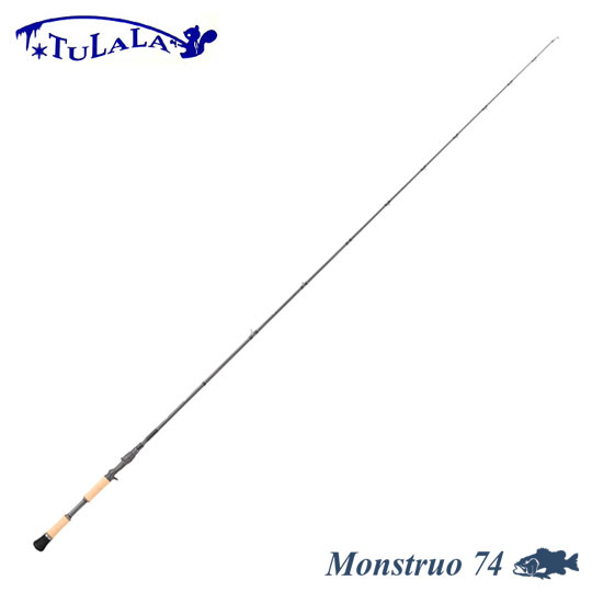 ツララ モンストロ 74 リニューアルモデル TULALA MONSTRUO