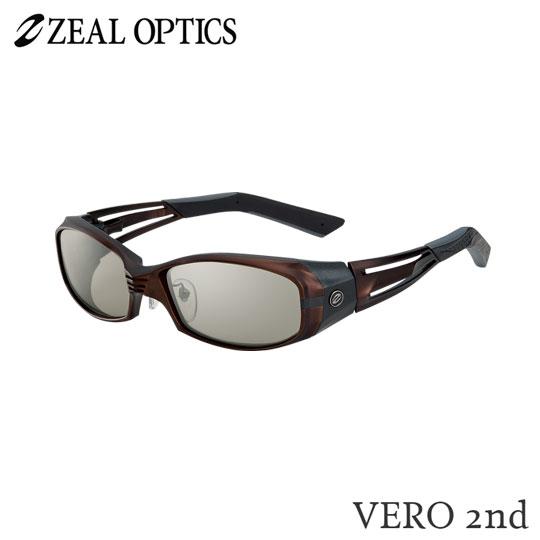 zeal optics(ジールオプティクス)  偏光グラス ヴェロセカンド F-1323 #トゥルビュースポーツ シルバーミラー ZEAL V