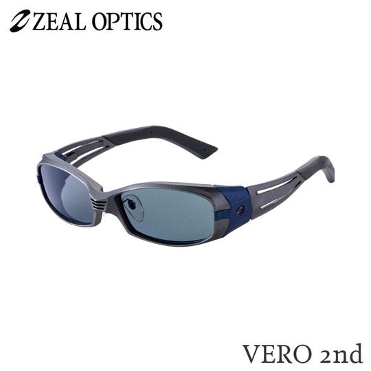 zeal optics(ジールオプティクス)  偏光グラス ヴェロセカンド F-1326 #マスターブルー ZEAL VERO 2nd