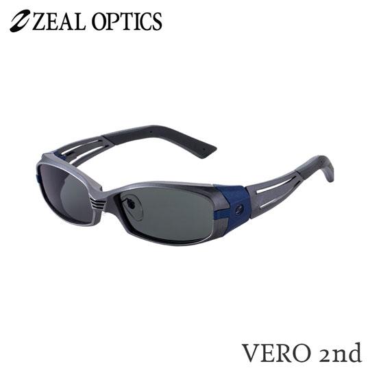 zeal optics(ジールオプティクス)  偏光グラス ヴェロセカンド F-1327 #トゥルビューフォーカス ZEAL VERO 2nd