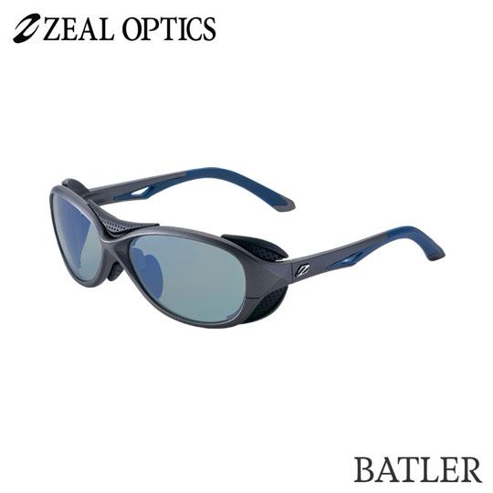 zeal optics(ジールオプティクス) 偏光グラス バトラー F-1725 #マスターブルー ZEAL BATLER