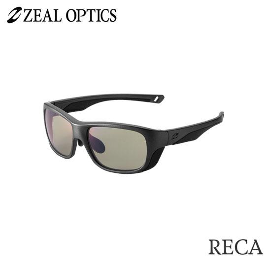 zeal optics(ジールオプティクス) 偏光グラス レカ F-1682 #トゥルビュースポーツ ZEAL RECA