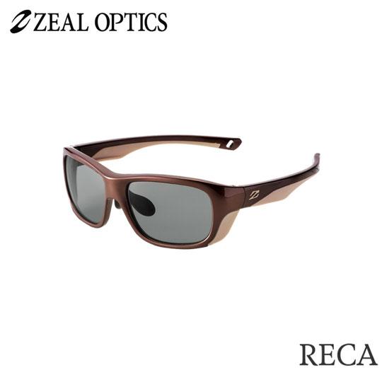 zeal optics(ジールオプティクス) 偏光グラス レカ F-1684 #トゥルビュー ZEAL RECA