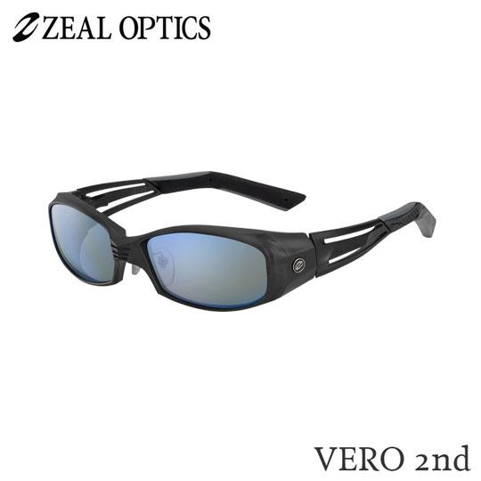 zeal optics(ジールオプティクス)  偏光グラス ヴェロセカンド F-1324 #トゥルビュースポーツ ブルーミラー ZEAL VERO 2n