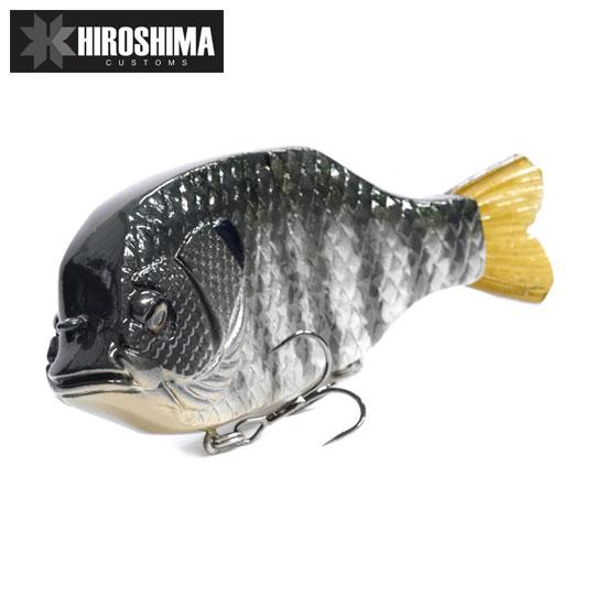 ヒロシマカスタム ゴジラ スーパースローシンキング 8inch HIROSHIMA CUTSOMS Godzilla