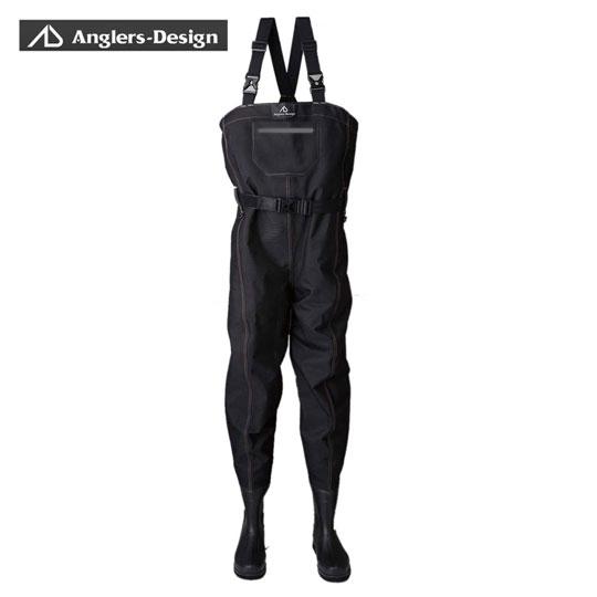 【一部予約!】 アングラーズデザイン トライアルブーツフットウェーダー ラジアル底 ラジアル底 Anglers Anglers Design Design, バレエショップ ジュモエル:e2765b17 --- mundoacademico.com.co