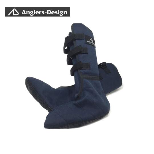 アングラーズデザイン レイバリア2 ネイビー ソルト用シューズ Anglers Design