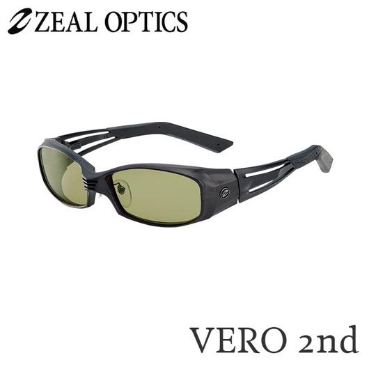 zeal optics(ジールオプティクス) 偏光グラス ヴェロセカンド F-1307 #イーズグリーン ZEAL VERO 2nd