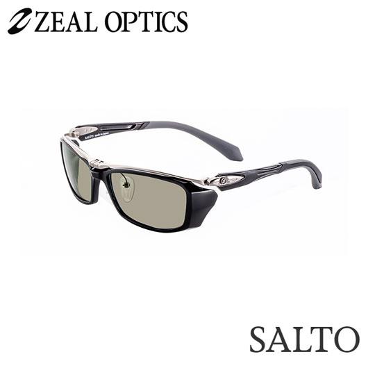 zeal optics(ジールオプティクス) 偏光グラス サルト F-1500 #トゥルービュースポーツ ZEAL SALTO