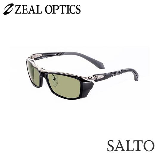 zeal optics(ジールオプティクス) 偏光グラス サルト F-1501 #イーズグリーン ZEAL SALTO