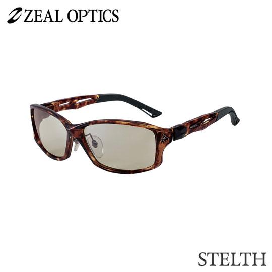 【2018秋冬新作】 zeal optics(ジールオプティクス) 偏光グラス ステルス F-1381 #ライトスポーツ ZEAL STELTH, N.J made 97f111bc