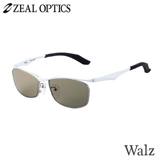 zeal optics(ジールオプティクス) 偏光グラス ワルツ F-1580 #トゥルビュースポーツ ZEAL WALZ