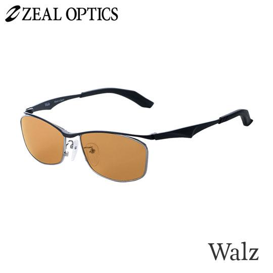 【特別セール品】 zeal optics(ジールオプティクス) 偏光グラス ワルツ ワルツ zeal 偏光グラス F-1585 #ラスターオレンジ ZEAL WALZ, シューズ ファッションSTREET BROS:240863f9 --- canoncity.azurewebsites.net