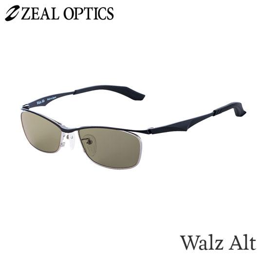 zeal optics(ジールオプティクス) 偏光グラス ワルツオルタ F-1604 #トゥルビュースポーツ ZEAL WALZ ALT