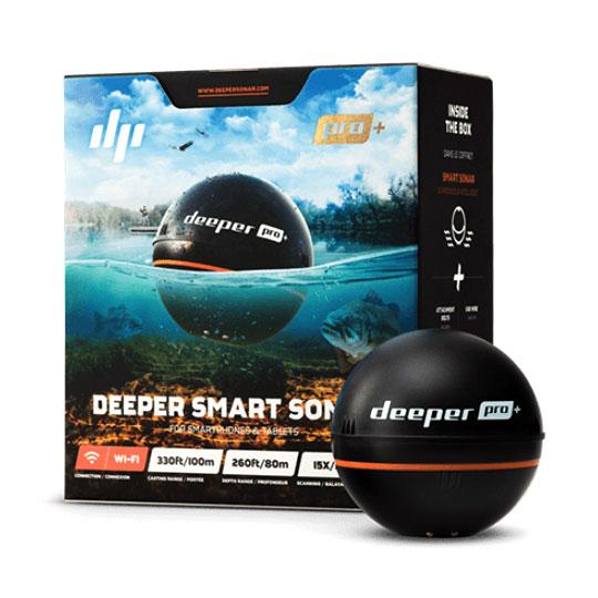 ディーパー プロプラス スマートソナー GPS内臓 deeper Smart Sonar