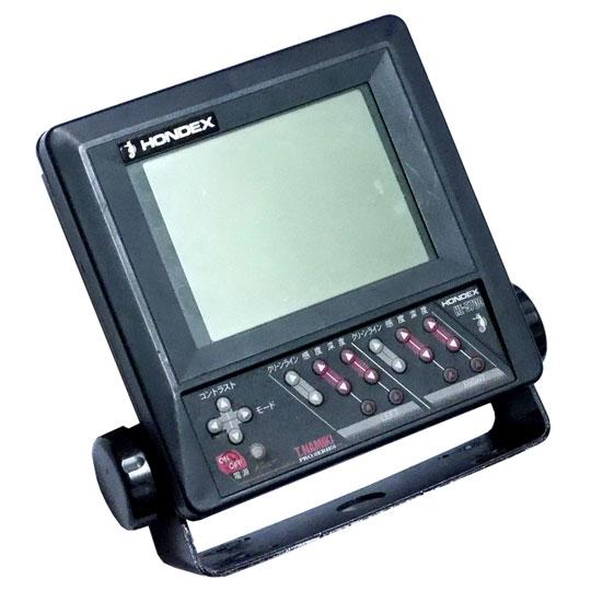 【中古品/USED】 ホンデックス HE-5700 魚群探知機 HONDEX
