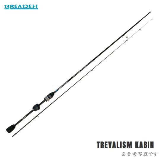 ブリーデン グラマーロックフィッシュ トレバリズム キャビン 606TS-TIP BREADEN Glamour Rock Fish KABIN