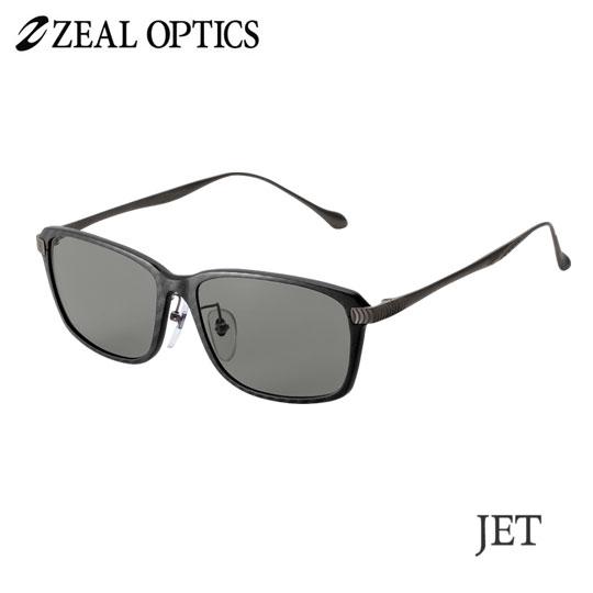 zeal optics(ジールオプティクス) 偏光グラス ジェット F-1788 #トゥルービュー ZEAL JET