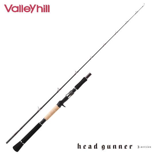 バレーヒル ヘッドガンナー Jバージョン HGJ-608LH ValleyHill
