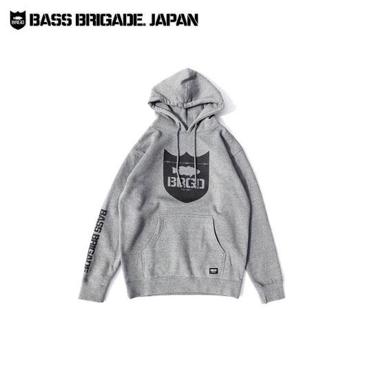 バスブリゲード シールドフーディー 【SSHD101】 BASS BRIGADE