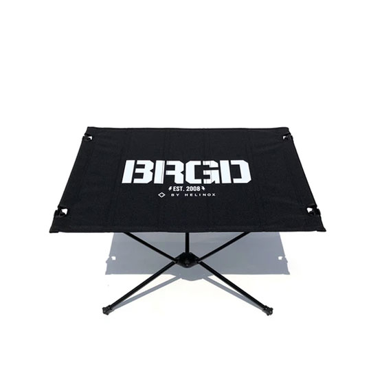 ヘリノックス × バスブリゲード テクニカルテーブル HBTM01 HELINOX x BRGD