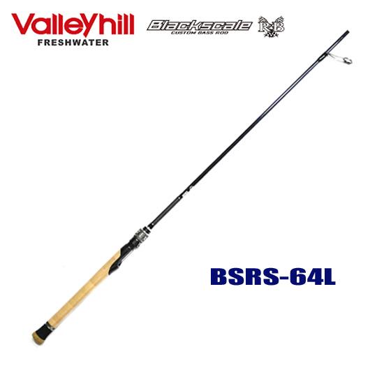 選ぶなら バレーヒル ValleyHill ブラックスケールRB BSRS-64L ValleyHill BSRS-64L バレーヒル Black Scale, タチカワマチ:35364a4d --- konecti.dominiotemporario.com