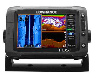 【取り寄せ商品】LOWRANCE ローランス HDS-7 Gen2 Touch タッチパネル 振動子別売り 正規品 日本語版