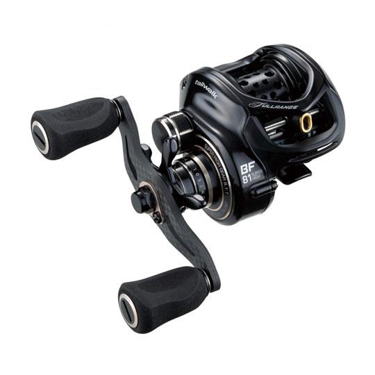 テイルウォーク フルレンジ ベイトフィネス 81R・L ベイトリール Tailwalk FULL RANGE BF