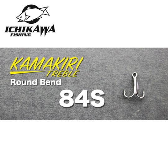 イチカワフィッシング カマキリ トレブル 84S ICHIKAWA FISHING