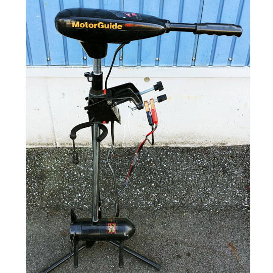 【中古品/USED】モーターガイド ハンドコン T30-30inch MotorGuide [別途送料1650円]【0000767】