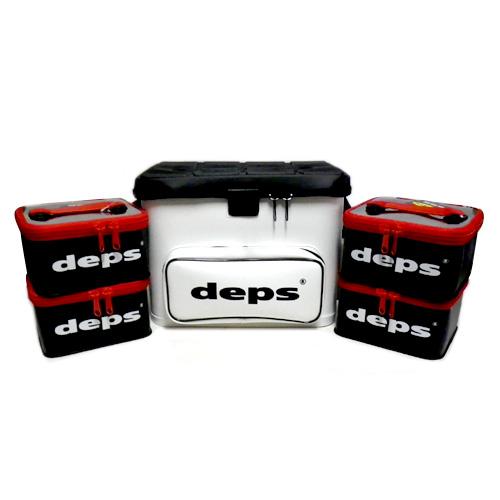 【5点セット】デプス バッカン ツールバッグ4個付き deps