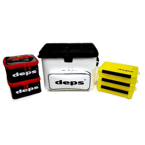 【6点セット】デプス バッカン ツールバッグ×2個 + VS-3020NDDM×3個 deps