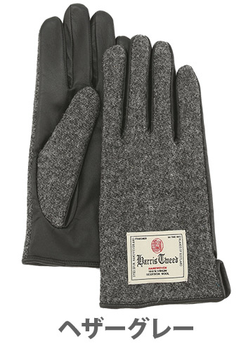 782d98f70 ... HARRIS TWEED for Harris Tweed gloves touch panel glove smartphone  correspondence 2018 reproduction-limited vintage ...