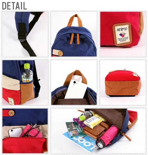 세련되고 귀엽다!편리한 데이 가방 배낭 소형 배낭 가방이나 번대용량 레이디스 멋쟁이 사내 아이 키즈 어른 여자 아이 맨즈 통학 가방 백 데이 팩 백 팩 배낭