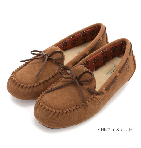UGG moccasins kids UGG ryder jungle mokacinthrippon moccasin kids girls little kid 1005160 k chestnut rider jungle shoes slip-on kids toddler big kid ...