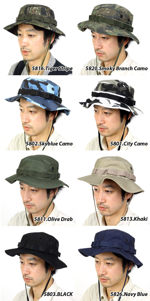 c1c98705440 Rothko ROTHCO Boonie Hat BOONIE HATS military military Hat Hat jungle  Safari hat with camouflage military military men