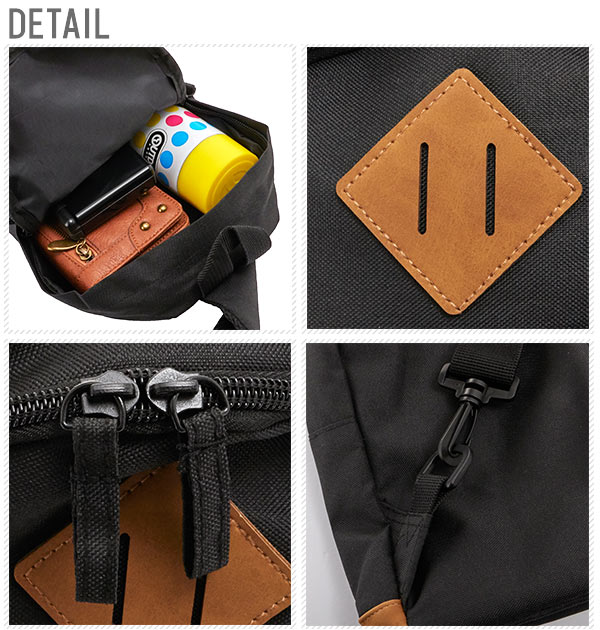 f08f02a944bd ... The simple Smart plain fabric that the light weight back bag bag bag  that body bag ...