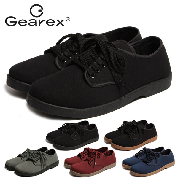 GALEX Gearex canvas shoes OXFORD PRISON prisoner shoes Oxford Mexican Chicano gang low rider hot rod sneakers men's men's store / genuine bargain sale