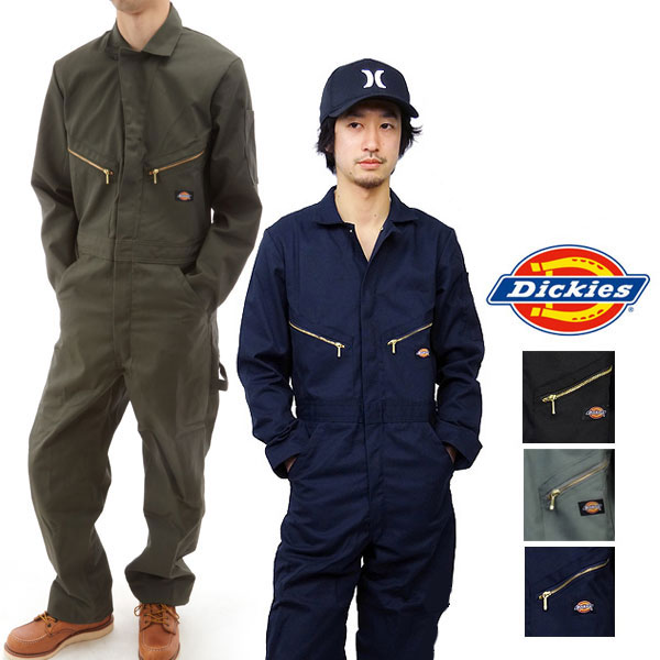 backyard dickies coveralls coverall long sleeve tie snag deals with