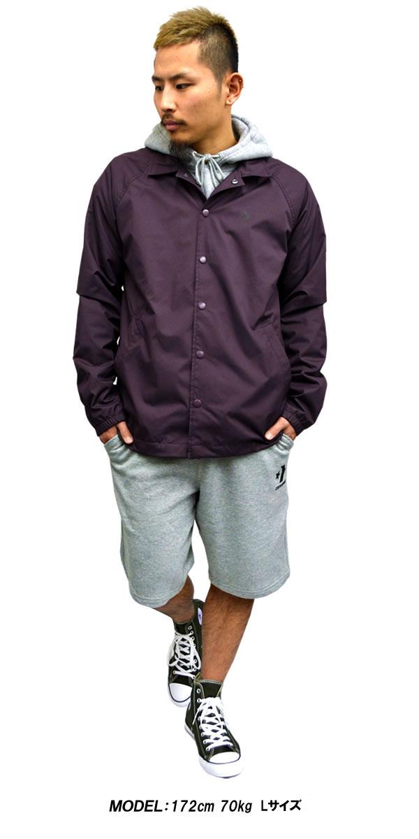 8ee4e59d08a3 Coach jacket snowboard converse Skate cons NYLON RIPSTOP COACH S JACKET  purple black cherry skater mens skateboard casual brand women s dance  costume ...