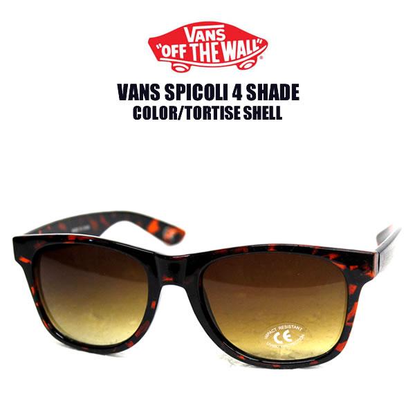 a3b4f524b1 Sold out! VANS sunglasses SPICOLI 4 SHADE Tortoise Shell Spicoli 4 shade glasses  eyeglasses made ...