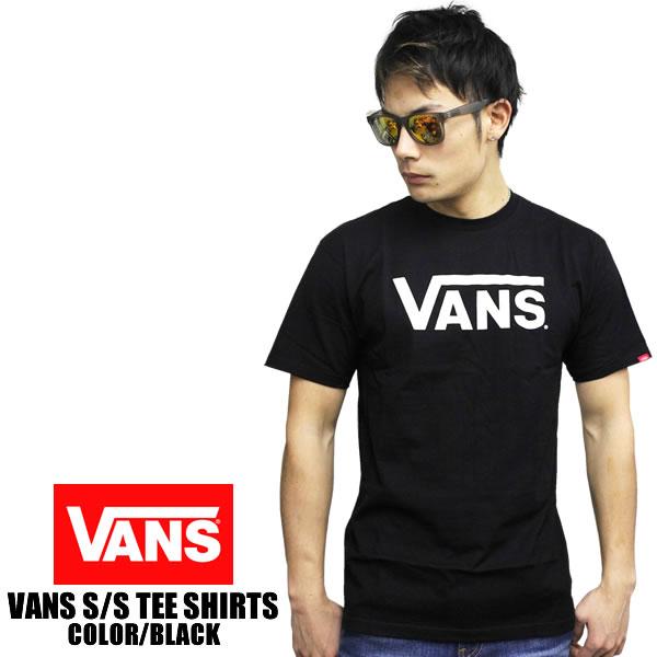 538e55091d badass  VANS short sleeve T shirt VANS CLASSIC LOGO classic logo ...