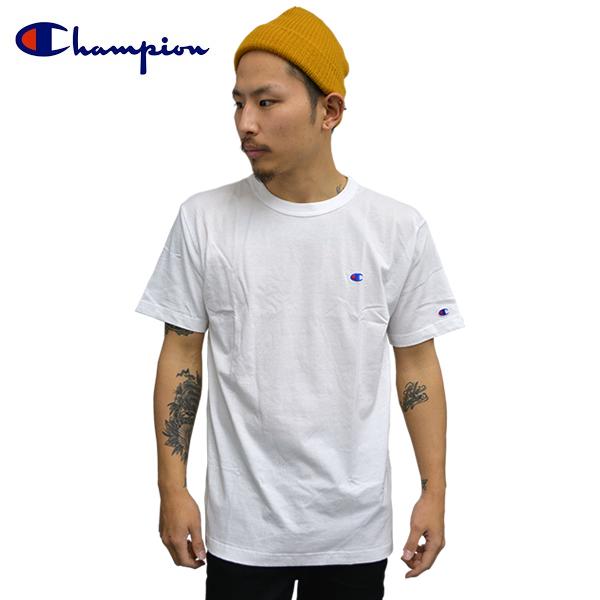 2e65ea99aade Champion champion short sleeve T shirt crew neck basic plain white cotton T  shirt gray street ...