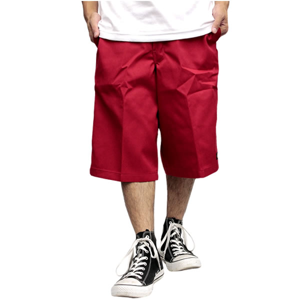 badass | Rakuten Global Market: Dickies Dickies shorts Red Red ...