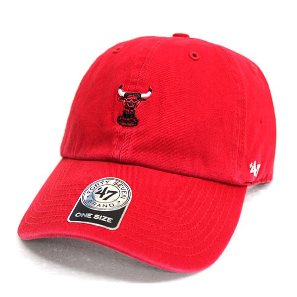 d13683e2e4805 badass  Sold out! 47 BRAND Cap NBA CHICAGO BULLS Chicago Bulls Red ...