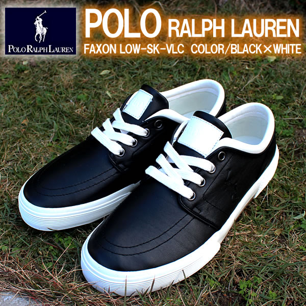 9c8c7766bce73 POLO RALPH LAUREN FAXON-LOW polo Ralph Lauren Faxon low sneakers shoes  shoes SHOES 816641848001 logo leather American casual casual men gap Dis ...