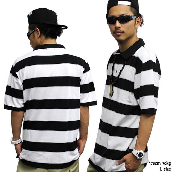 완매 사례 CALTOP 캐르툽포로샤트브락크흑보더 맨즈 스트리트계 패션 셔츠 큰 사이즈로라이다 B계