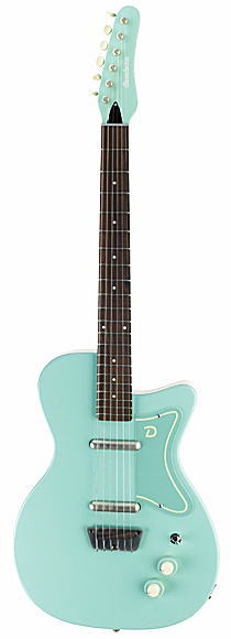 Danelectro Electric Guitar 56SC AQUA 【smtb-ms】【zn】